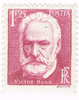 France, N°304 Cinquantenaire De La Mort De Victor Hugo - Neufs