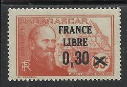 MADAGASCAR 1943 YT 257** - SANS CHARNIERE NI TRACE - Neufs