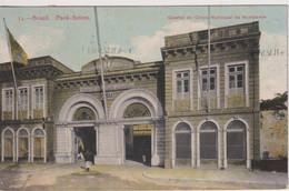 BRAZIL - Para-Belem.  Quartel Do Corpo Municipal De Bombeirce. 1912 Very Good Stamp And Postmarks - Unclassified