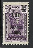 MADAGASCAR 1943 YT 261** - SANS CHARNIERE NI TRACE - Neufs