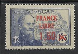MADAGASCAR 1943 YT 263** - SANS CHARNIERE NI TRACE - Neufs