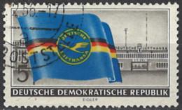 DDR 1956. Mi.Nr. 512, Used O - Oblitérés