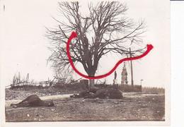 (55)- Ornes  Photo Allemande 1° Guerre - Other Municipalities