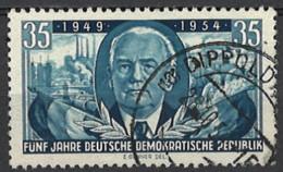 DDR 1954. Mi.Nr. 444, Used O - Oblitérés