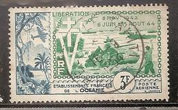 ETABLISSEMENT DE L OCEANIE OBLITERE - Used Stamps