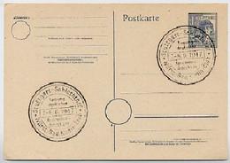 Kontrollrat P962 PF IV  PLATTENFEHLER  Sost. FUNK-AMATEURE  Stuttgart 1947 Kat. 45,00 € - Zone AAS