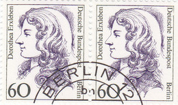 Berlin 1988 Nr. 824 - Freimarken Frauen Der Deutschen Geschichte Erxleben Gestempelt Berlin - Oblitérés