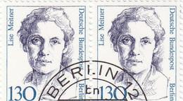 Berlin 1988 Nr. 812 - Freimarken Frauen Der Deutschen Geschichte Mellner Gestempelt Berlin - Oblitérés