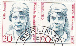 Berlin 1988 Nr. 811 - Freimarken Frauen Der Deutschen Geschichte Aussem Gestempelt Berlin - Oblitérés