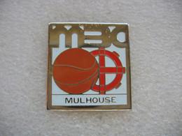 Pin's Basketball, Club MBC (Mulhouse Basket Club) - Pallacanestro