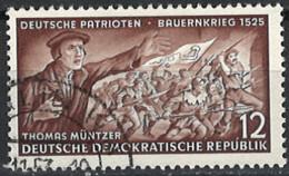 DDR 1953. Mi.Nr. 398, Used O - Oblitérés