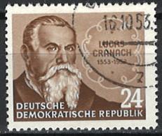 DDR 1953. Mi.Nr. 384, Used O - Oblitérés