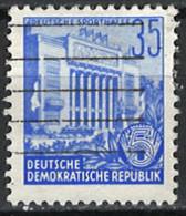 DDR 1953. Mi.Nr. 374, Used O - Oblitérés