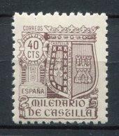 España 1944. Edifil 981 ** MNH. - 1931-50 Neufs