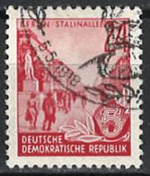 DDR 1953. Mi.Nr. 371, Used O - Oblitérés