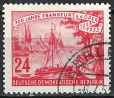 DDR 1953. Mi.Nr. 360, Used O - Oblitérés