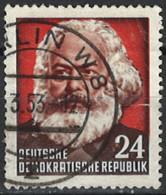 DDR 1953. Mi.Nr. 349, Used O - Oblitérés