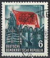 DDR 1953. Mi.Nr. 344, Used O - Oblitérés