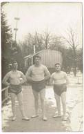 KIEL 1910 Zirkus-Artisten ? - Kiel