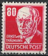DDR 1952/1953. Mi.Nr. 340, Used O - Oblitérés
