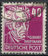 DDR 1952/1953. Mi.Nr. 336, Used O - Oblitérés