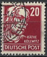 DDR 1952/1953. Mi.Nr. 333, Used O - Oblitérés