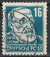 DDR 1952/1953. Mi.Nr. 332, Used O - Oblitérés