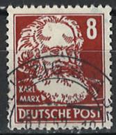 DDR 1952/1953. Mi.Nr. 329, Used O - Oblitérés