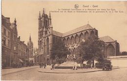 GENT GAND LA CATHEDRALE SAINT BAVON - Gent
