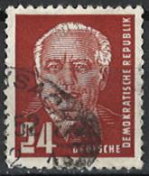 DDR 1952/1953. Mi.Nr. 324, Used O - Oblitérés