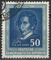 DDR 1952. Mi.Nr. 310, Used O - Oblitérés