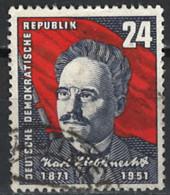 DDR 1951. Mi.Nr. 294, Used O - Oblitérés