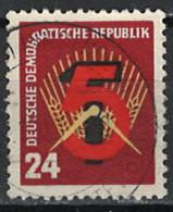 DDR 1951. Mi.Nr. 293, Used O - Oblitérés