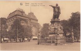 GENT GAND  STATUE VAN ARTEVELDE - Gent