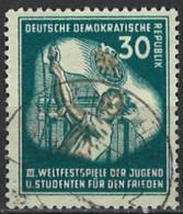 DDR 1951. Mi.Nr. 291, Used O - Oblitérés