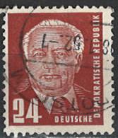 DDR 1950. Mi.Nr. 252, Used O - Oblitérés