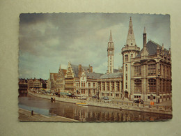 42466 - GENT - VERLICHTING VAN ST-BAAFSKERK - ZIE 2 FOTO'S - Gent