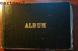 ALBUM DE 36 DESSINS XIXeme PAYSAGE ANIMAUX SUISSE CHATEAU CHILLON LAC LEMAN DESSIN NAÏF DRAWING AQUARELLE PASTEL - Dessins