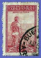 Argentina. 1936. Scott # 441. Agricultura - Oblitérés