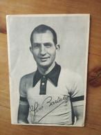 Cyclisme - Carte Publicitaire LAMA BARTALI : Gino BARTALI - Cycling