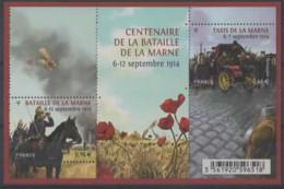 2014 F4899 Bataille De La Marne Neuf Xx - Neufs
