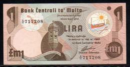329-Malte 1 Lira 1979 A15 - Malta