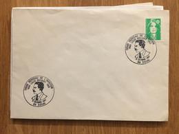 Douai 1997 Louis Bréguet Aviation - Commemorative Postmarks
