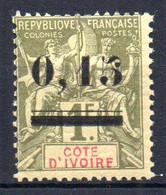 ColTGC  Cote D'Ivoire N° 20  Neuf XX MNH  Cote 60,00€ - Neufs