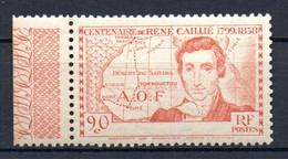 ColTGC  Cote D'Ivoire N° 141 A Variété Sans Nom  Neuf XX MNH  Cote 65,00€ - Neufs