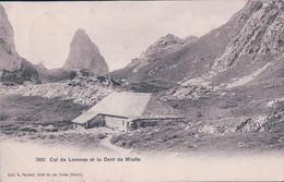 Tannay, Col De Lovenex, Chalet D'Alpage (2892) - VS Valais