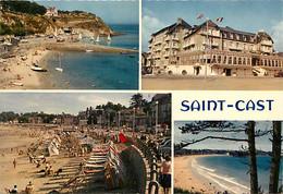 22 - Saint Cast - Multivues - Scènes De Plage - CPM - Voir Scans Recto-Verso - Saint-Cast-le-Guildo