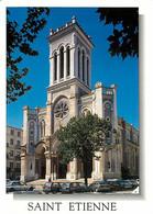42 - Saint Etienne - Eglise St-Charles - Automobiles - Carte Neuve - CPM - Voir Scans Recto-Verso - Saint Etienne