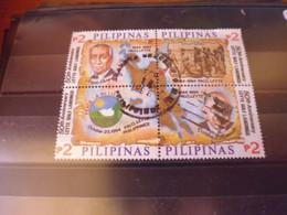 PHILIPPINES  YVERT N°2105.2108 - Filippine
