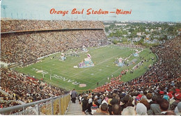 MIAMI ORANGE BOWL DOLPHINS STADE ESTADIO STADION STADIO - Stadiums